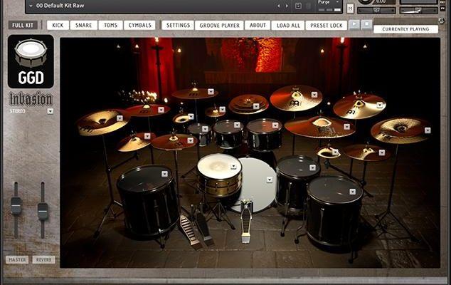 GetGood Drums Invasion Crack