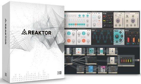 Native Instruments Reaktor Crack 6.4.0 Mac FREE Download
