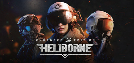Heliborne Crack v0.98 With ALL DLC Mac Latest 2021