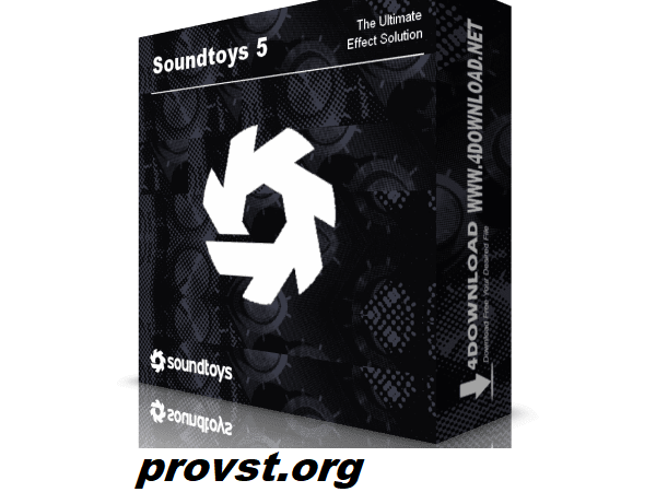 Soundtoys Ultimate Mac Crack 5.3.3 Download [Latest]