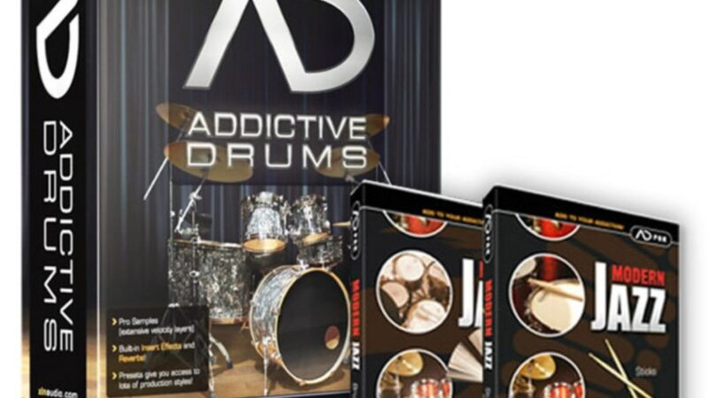 Addictive Drums Crack 3 Complete With [Latest] 2021