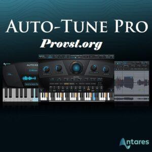 Antares Auto Tune Pro Crack