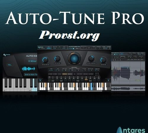 Antares AutoTune Pro Crack 9.1.1 With Download [Latest] 2021