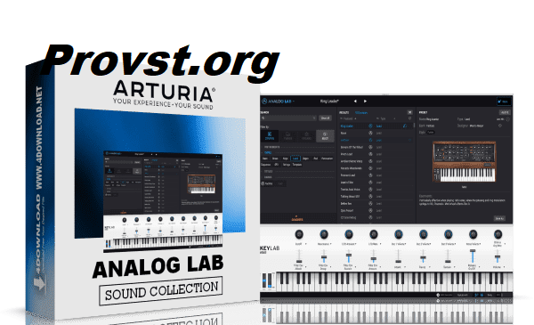Arturia Crack 8 v8.12.20 With Mac & Vst [Latest] 2021