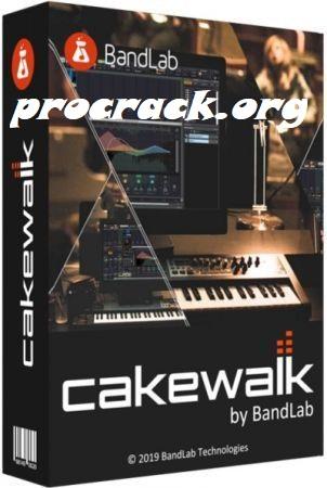 BandLab Cakewalk Crack v27.01.0.085 (x64) With Latest 2021