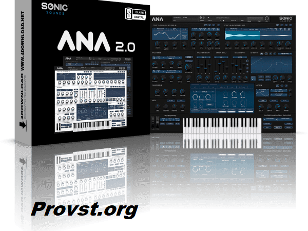 Sonic Academy ANA Crack 2 v2.0.94 With Mac [Latest] 2021