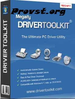 Driver Toolkit Crack 8.9 With License Key 2021 [Latest]