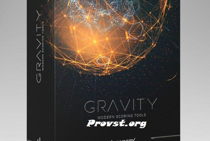 Heavyocity Gravity Crack v1.1 For Kontakt Free Download 2021