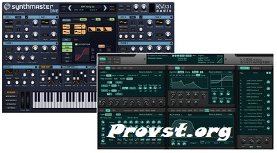 kv331 Audio SynthMaster Crack 2.9.8 (Win) Full Free Download
