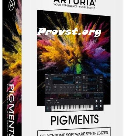 Arturia Pigments Crack Vst (Win) 2.1.2.3854 Plugins Download 2021