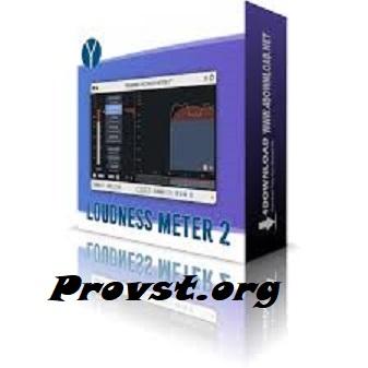 Youlean Loudness Meter Pro Crack v2.4.4 VST Torrent Free Download